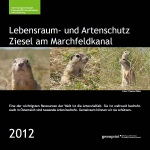 Ziesel-Kalender 2012