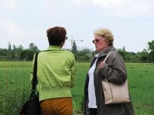 Dr. Ilse Hoffmann und Dr. Barbara Herzig; (c) Andrea Mayrhofer, MAS