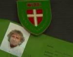 Amtlicher Dienstausweis und Dienstabzeichen von Tony Rei, dem Obmann der Wiener Naturwacht